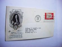 1963 CAROLINA CHARTER FIRST DAY COVER