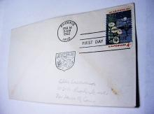 1962 ARIZONA FIRST DAY COVER