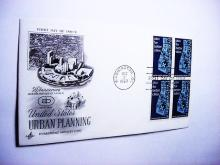1967 URBAN PLANNING FIRST DAY COVER