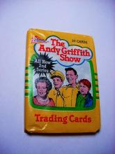 THE ANDY GRIFFITH SHOW CARDS UNOPEN WAX PACK