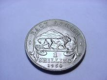1950 EAST AFRICA SHILLING UNC