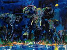 Elephant Nocturne