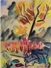 Norah Mc Guinness, H.R.H.A. (1901 - 1980)  Watercolour: ''Abstract Landscap, Norah Mcguinness, €750