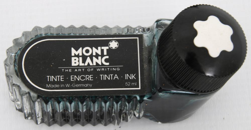 Group of 14 Mont Blanc Items