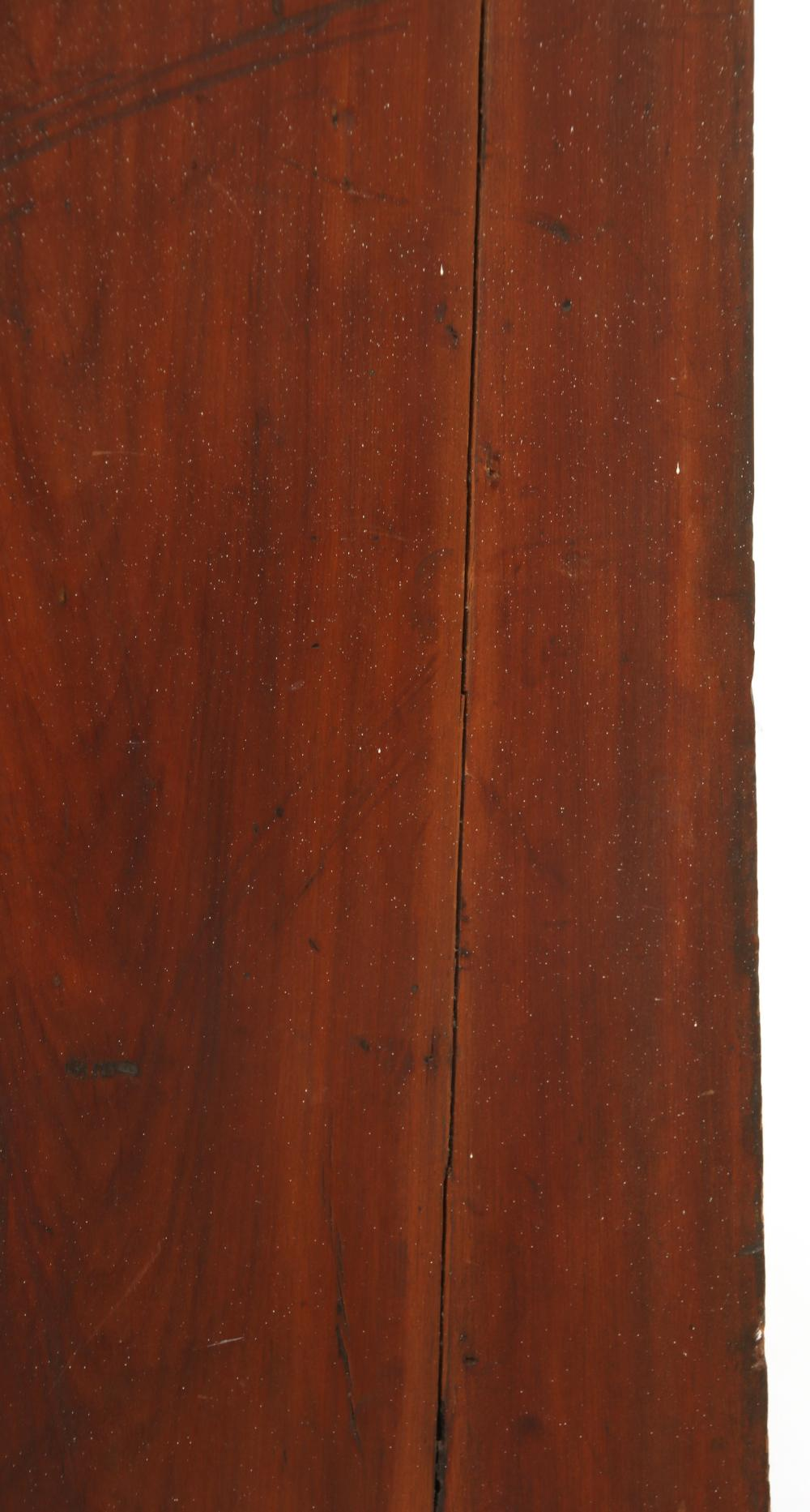 American Chippendale Cherry Chest of Drawers