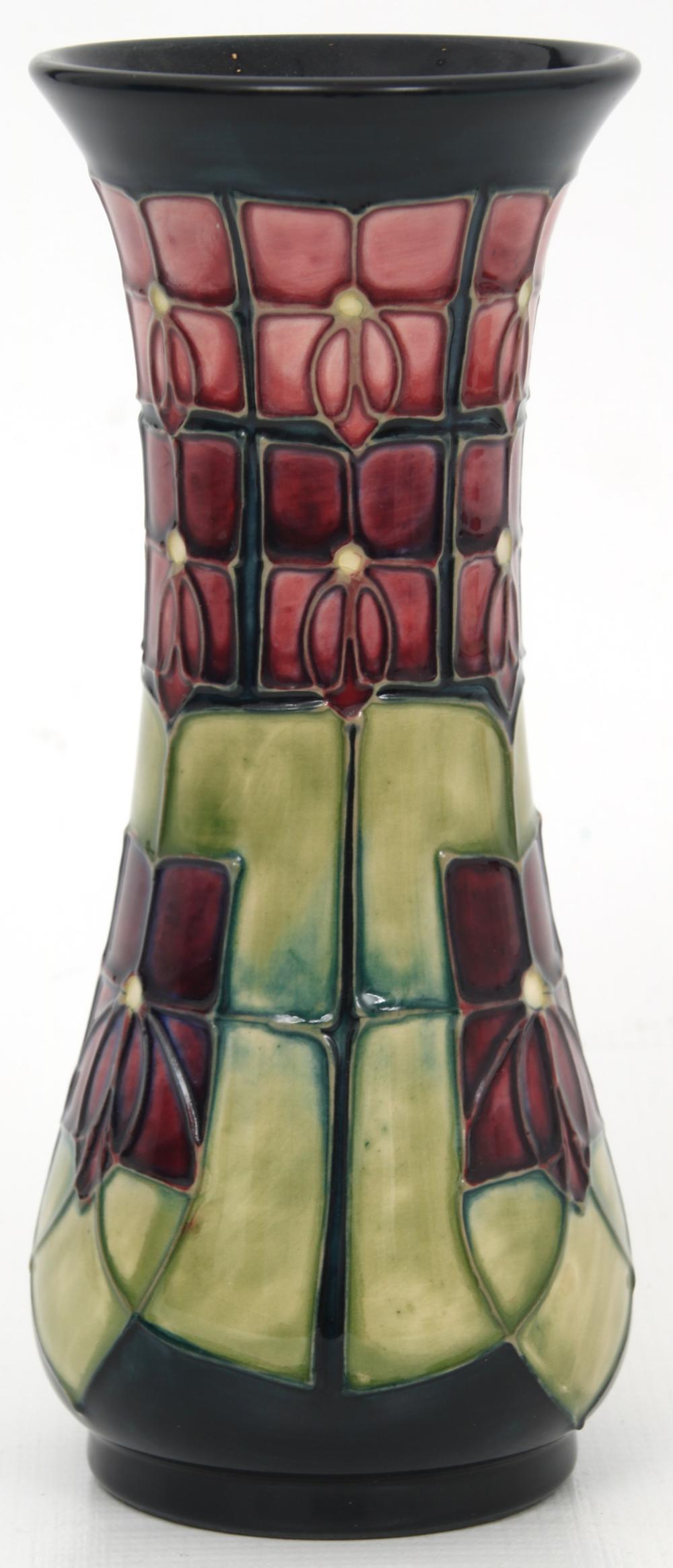 William Moorcroft Decorated Vase