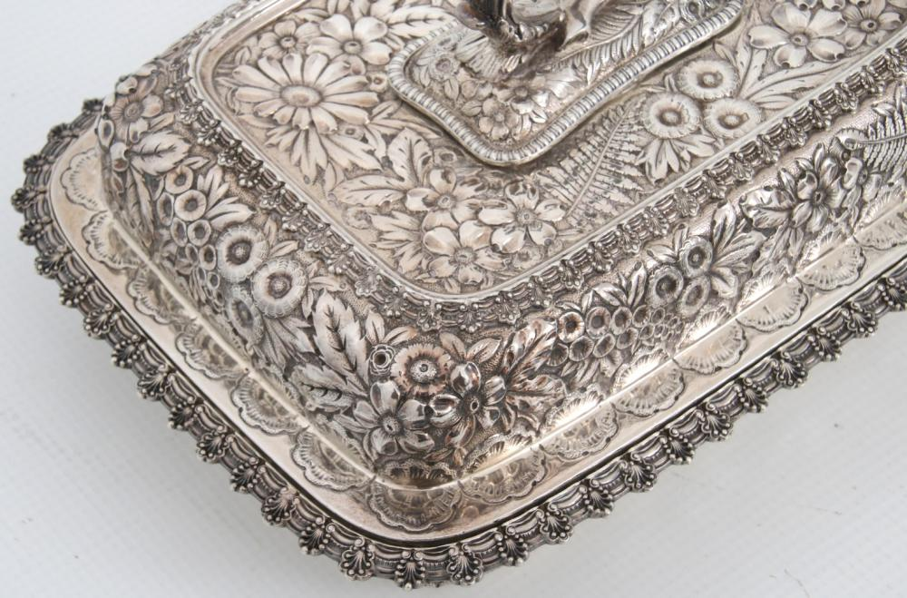 Tiffany & Co. Sterling Silver Vegetable Dish