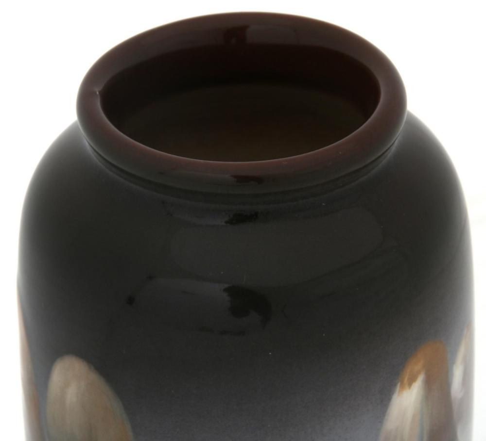Rookwood Pottery Iris Mushroom Vase
