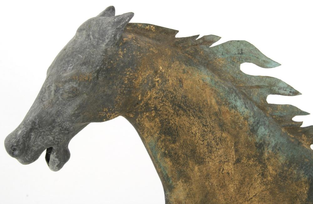 19th Century Horse Weathervane