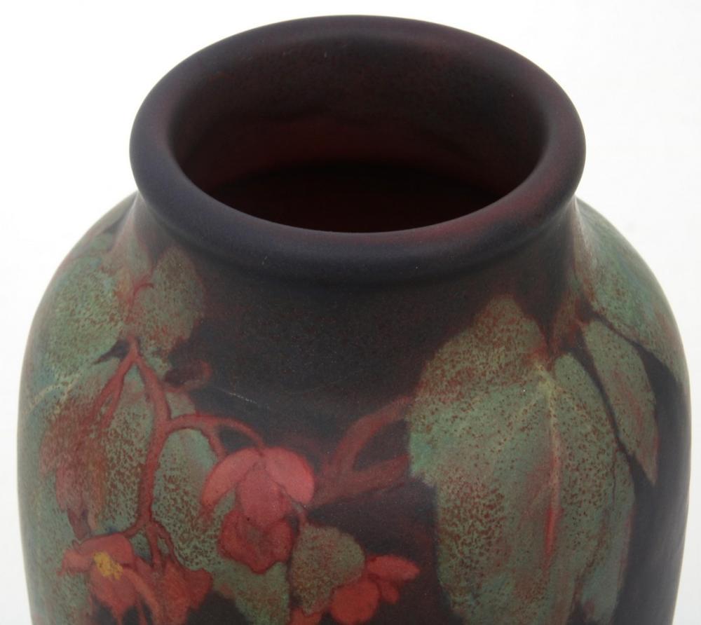 Rookwood Pottery Matte Vase