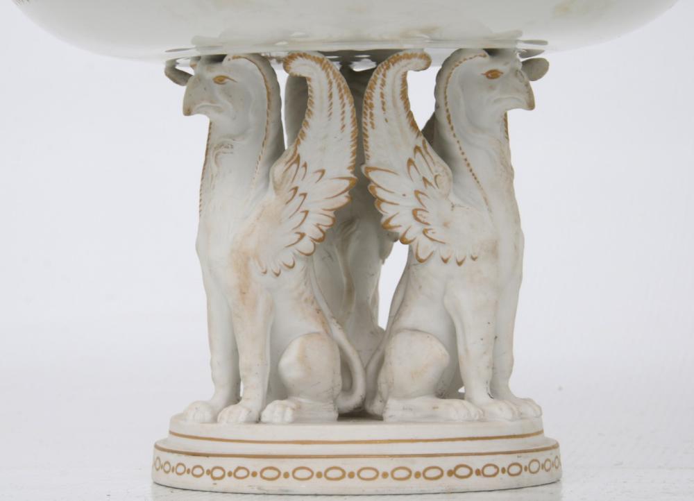 KPM Porcelain Compote
