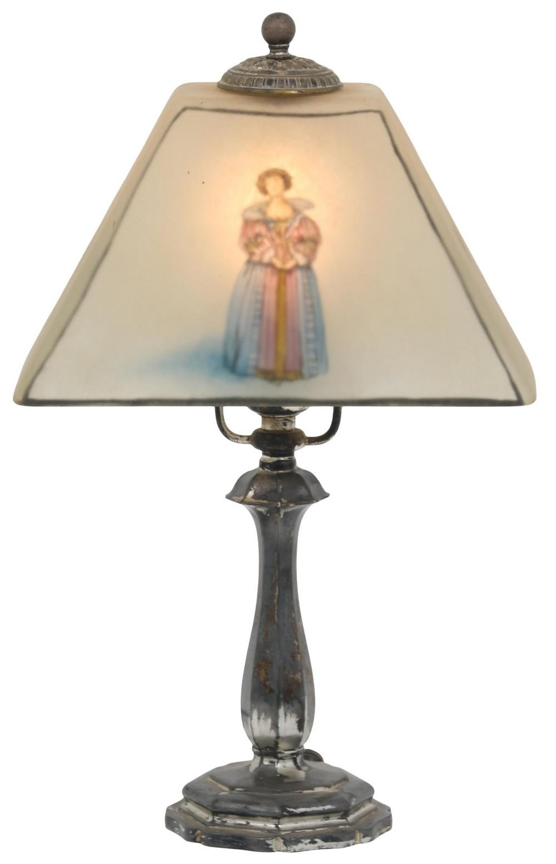Pairpoint Isabella Boudoir Lamp