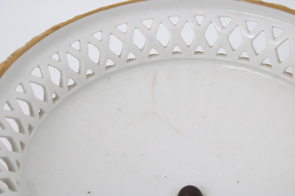 Old Paris Porcelain Compote