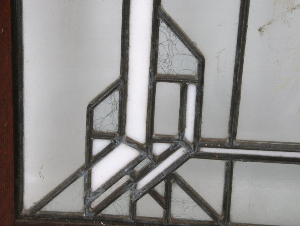 Attr. George Washington Maher Windows