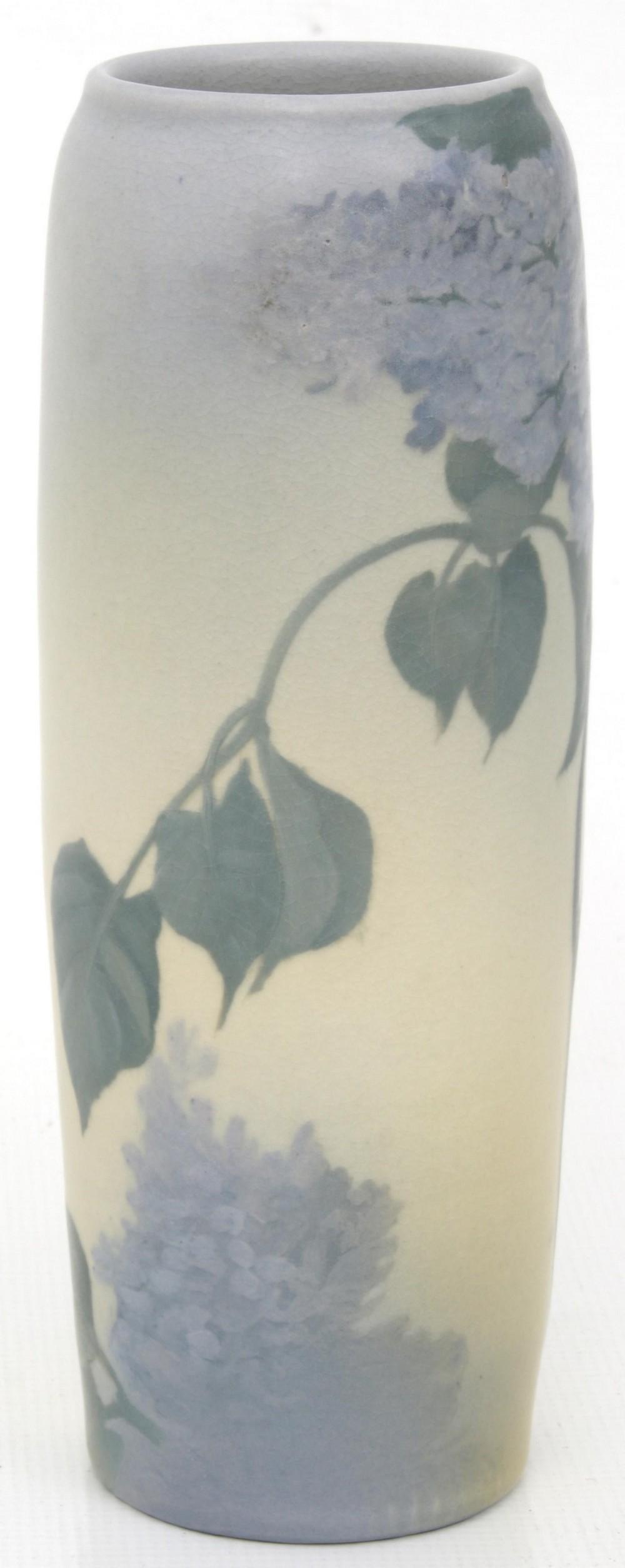 Rookwood Pottery Vellum Vase
