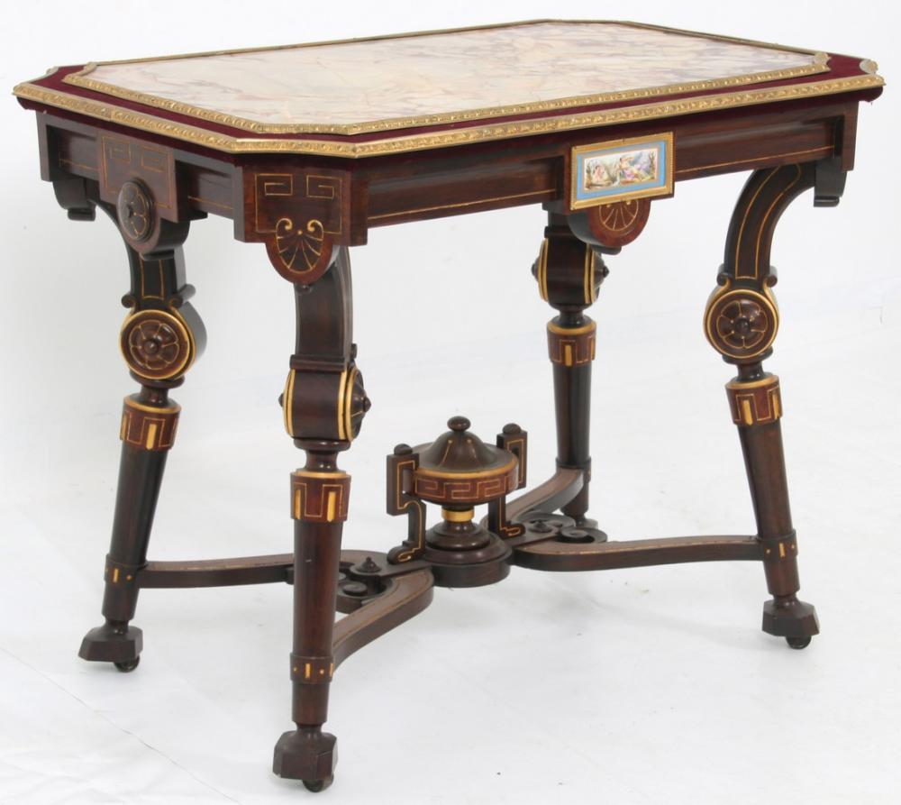 Pottier & Stymus Center Table
