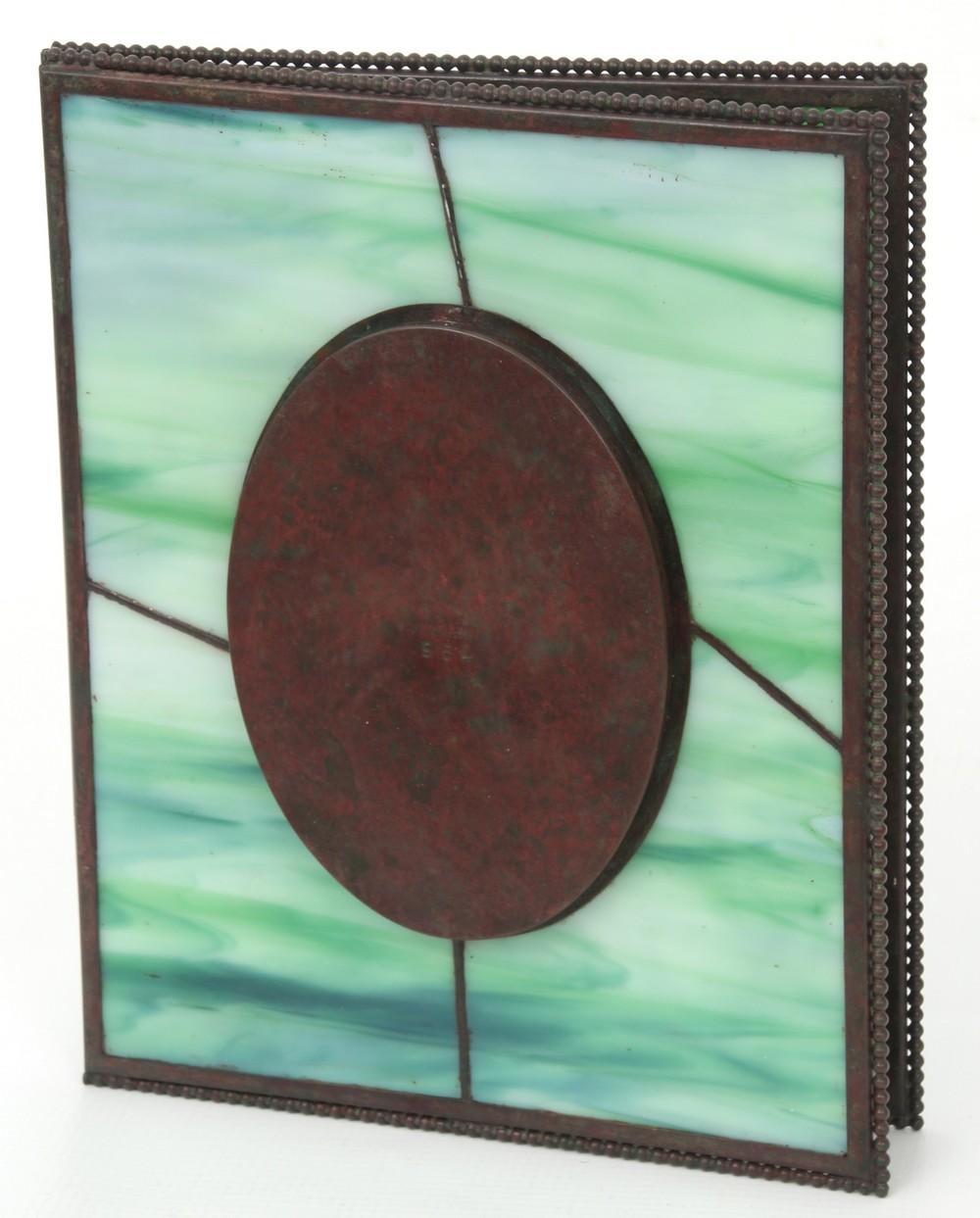 "Tiffany Studios ""Grapevine"" Picture Frame"