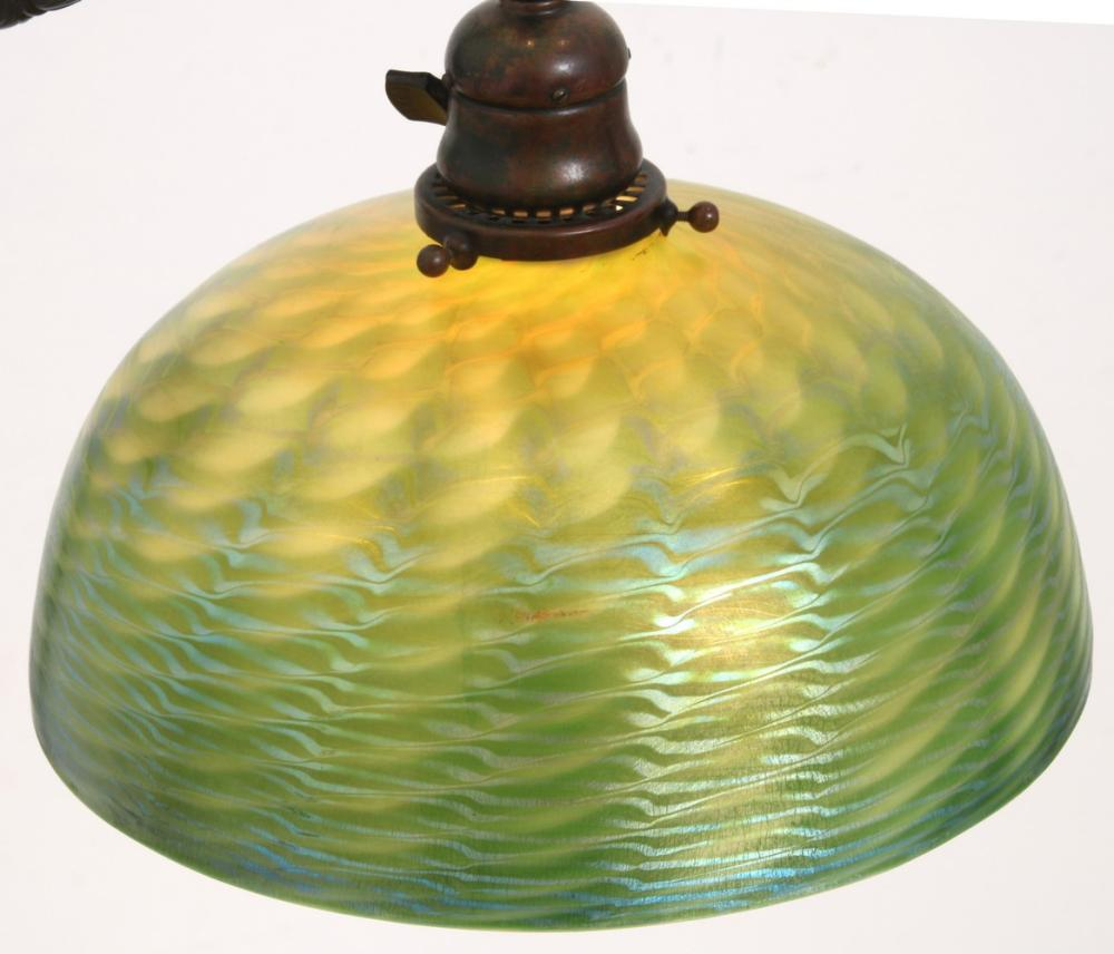 "Tiffany Studios ""Aladdin"" Floor Lamp"