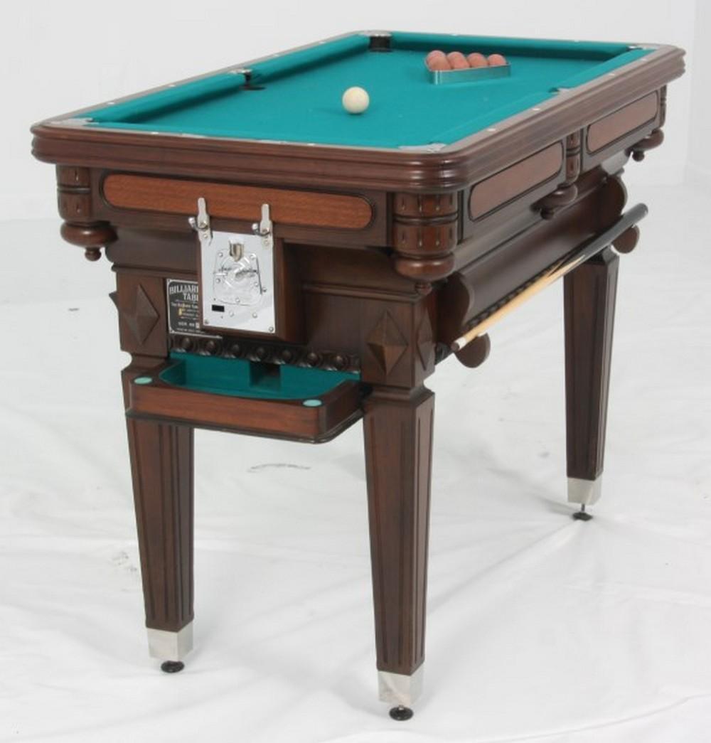 Billiard Table Mfg. Corp. Pool Table
