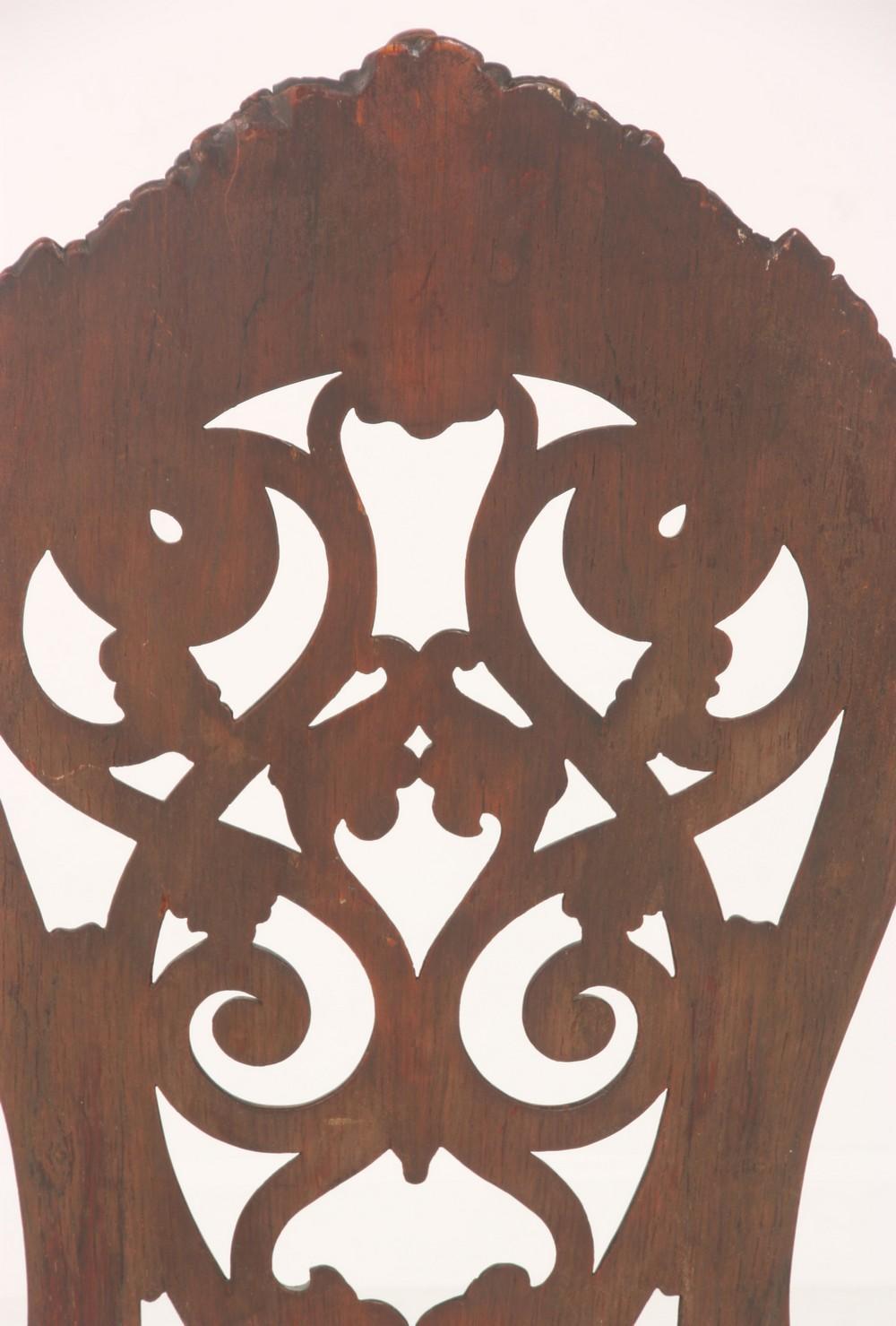 John H. Belter Rosewood Slipper Chair