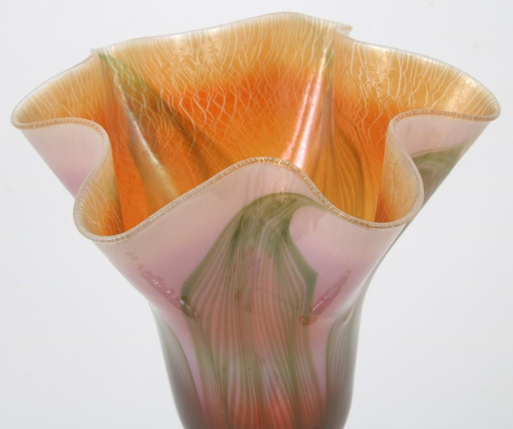 Tiffany Studios Flower Form Vase