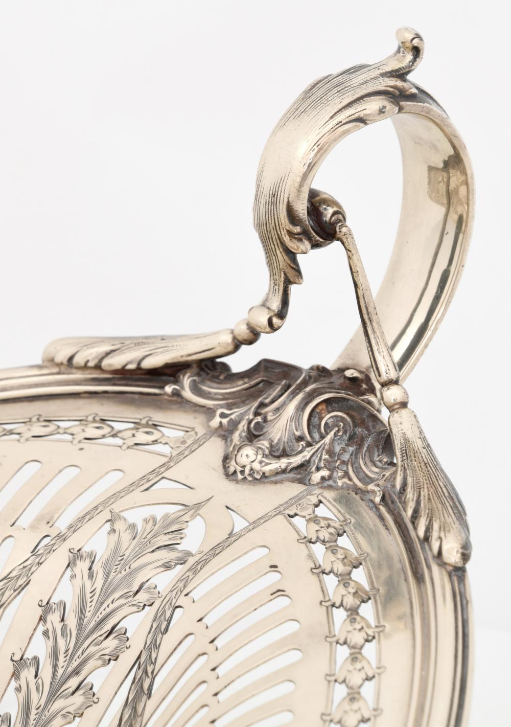 Redlich & Co. Sterling Silver Centerpiece