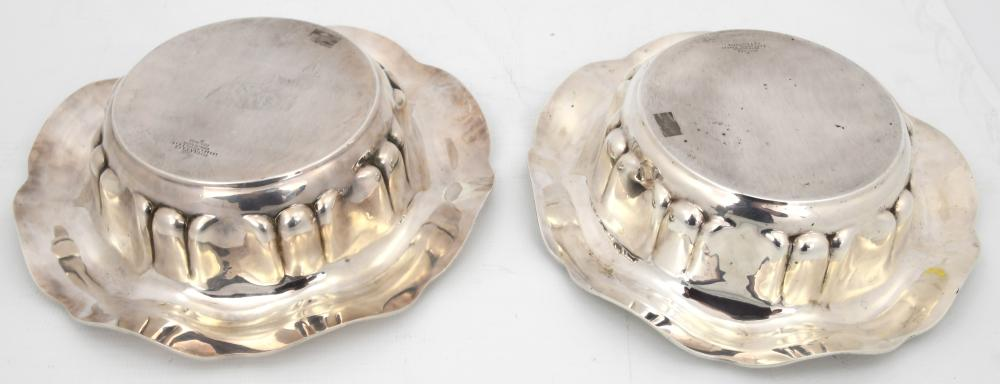 Paul Pair of Tiffany & Co. Sterling Silver Bowls