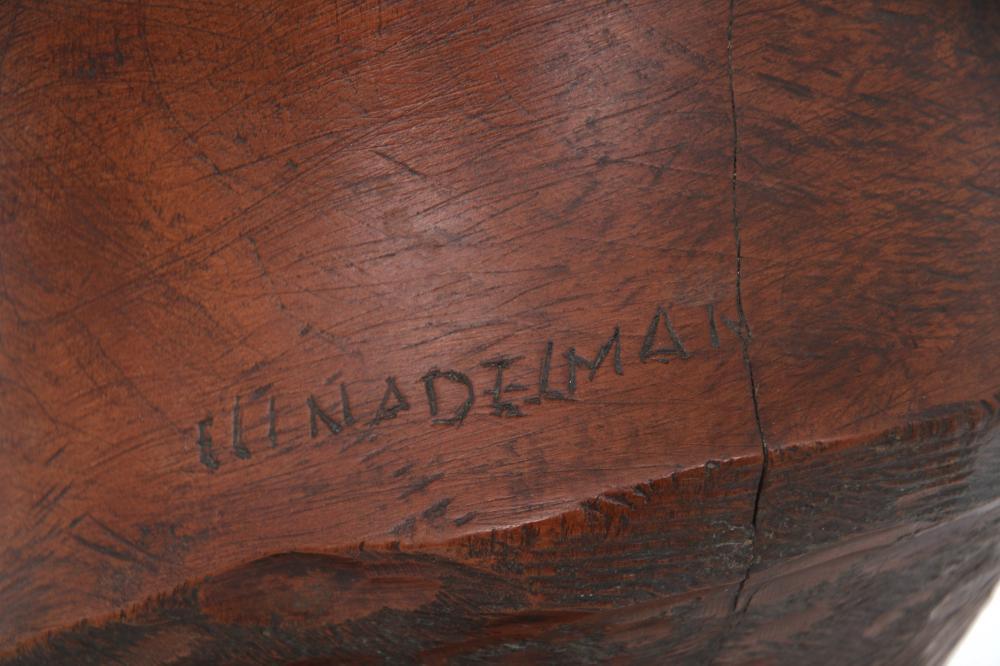 Elie Nadelman (Polish/American, 1882-1946)