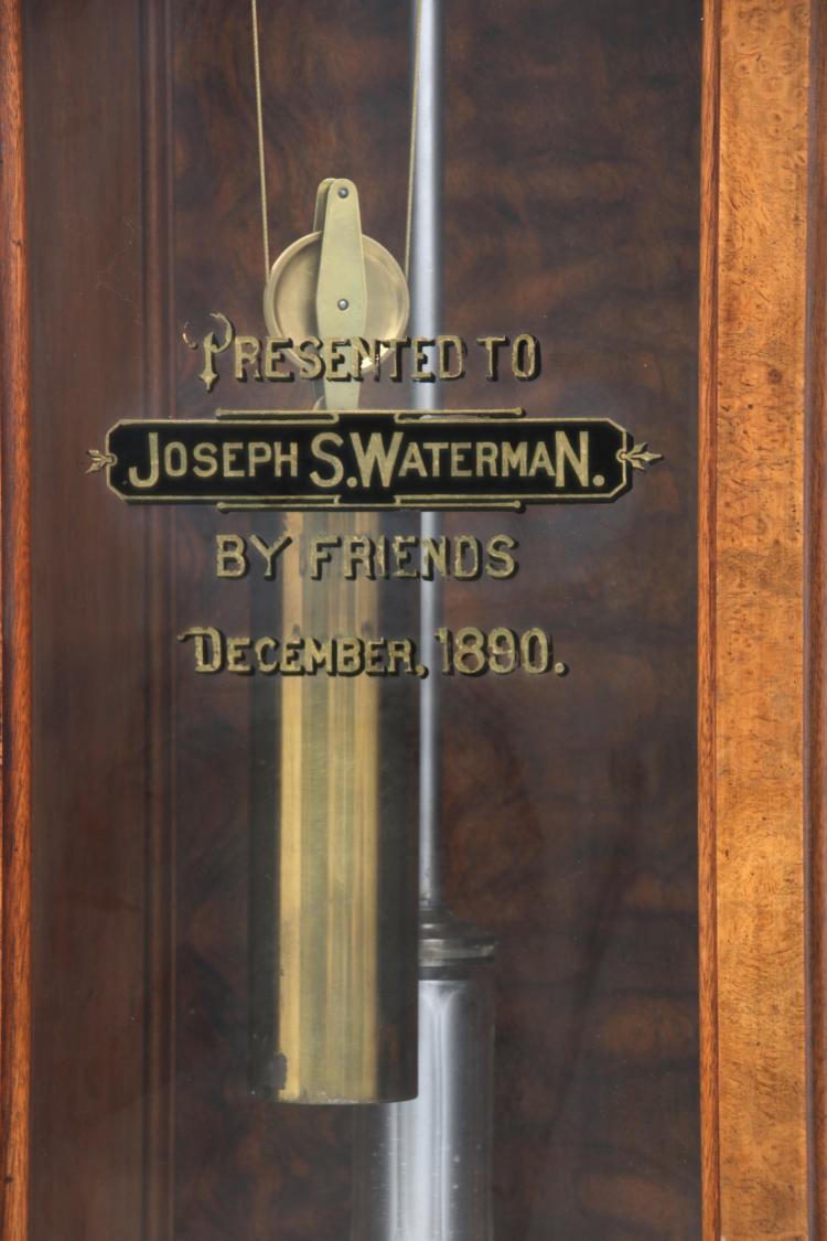 E. Howard & Co. No. 57 Wall Regulator