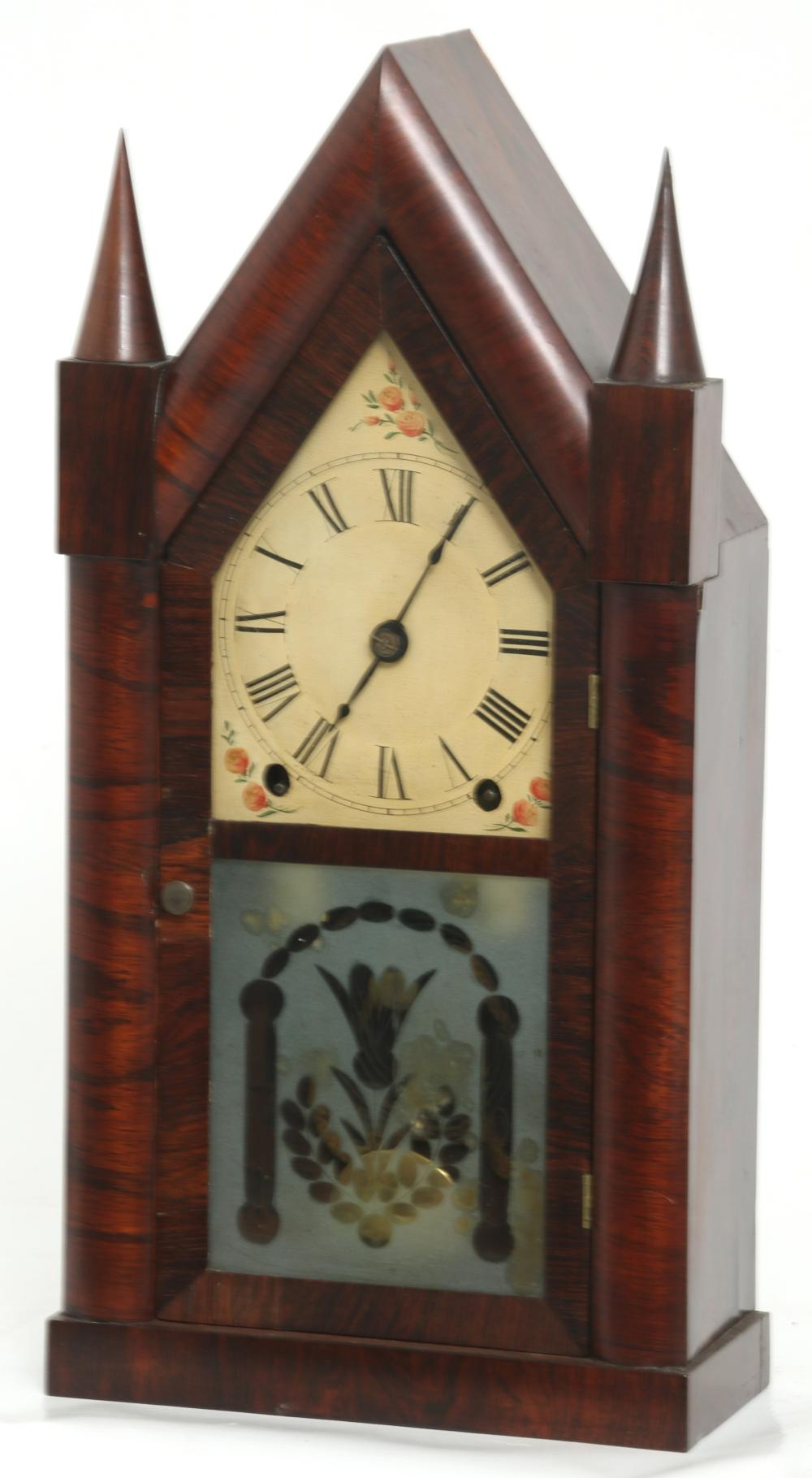 Brewster and Ingraham Steeple Clock