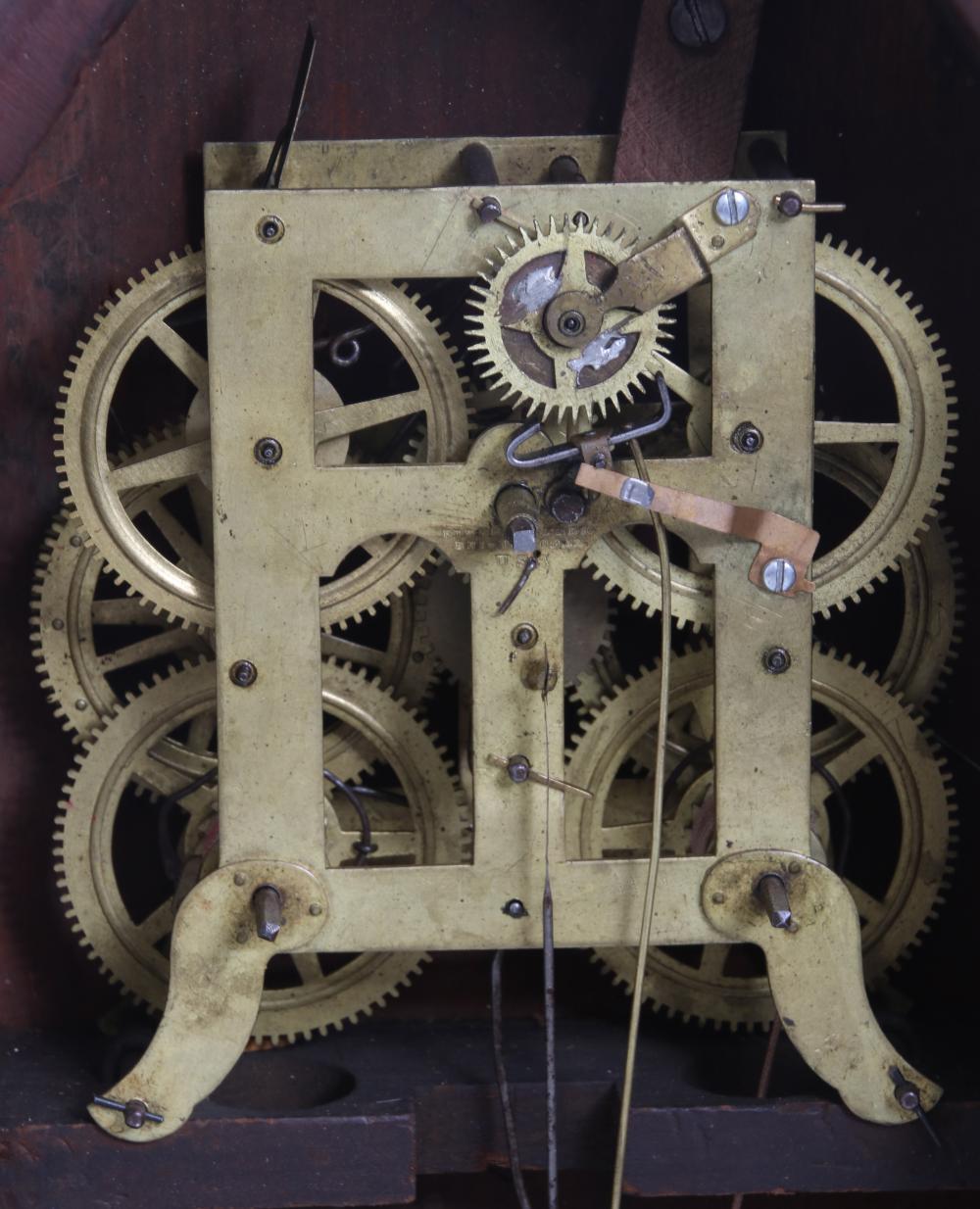 Birge and Fuller Steeple Clock