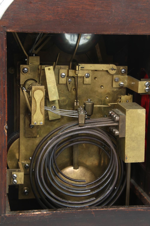 Winterhalder & Hofmeier Triple Fusee Bracket Clock