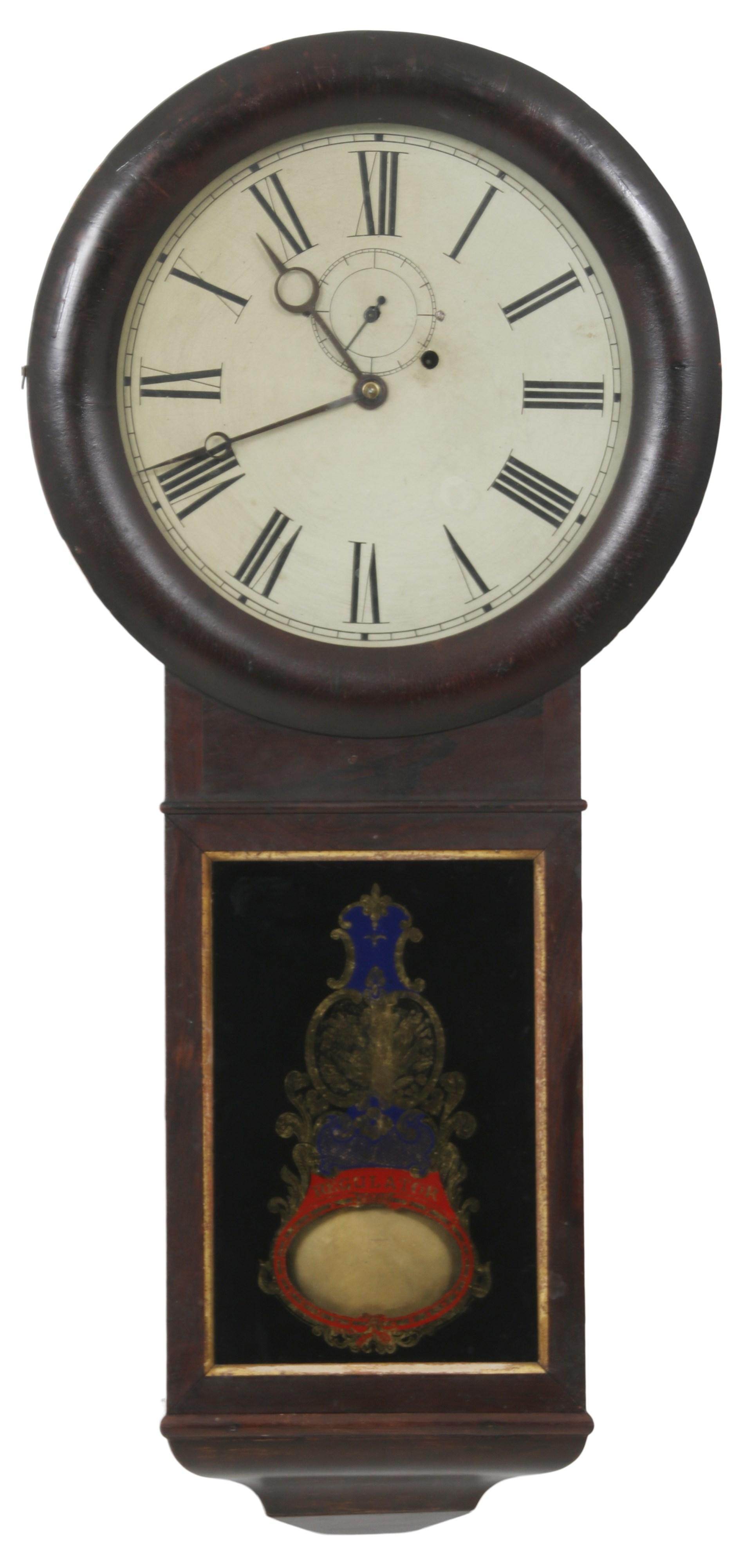 Seth Thomas No. 1 Regulator Clock