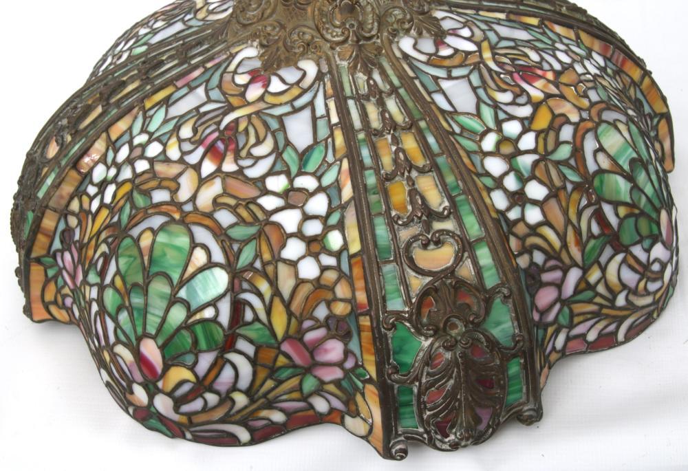 "Duffner & Kimberly ""Louis XV"" Table Lamp"