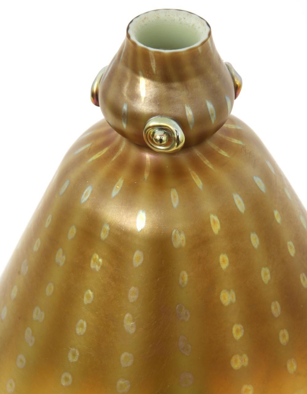 "Tiffany Studios ""Arabian"" Boudoir Lamp"
