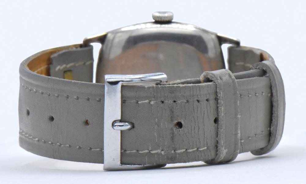 IWC Schaffhausen Military Cushion Watch