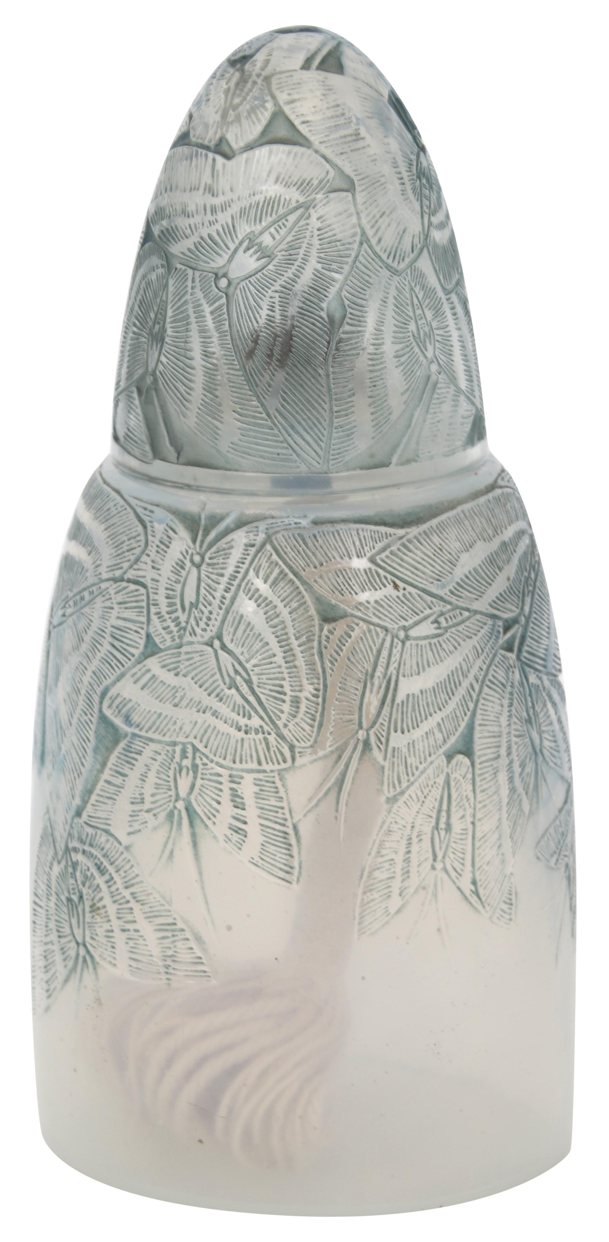 """René Lalique """"Papillon"""" Perfume Burner"""