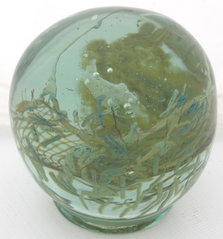 "Tiffany Studios ""Aquamarine"" Paperweight"