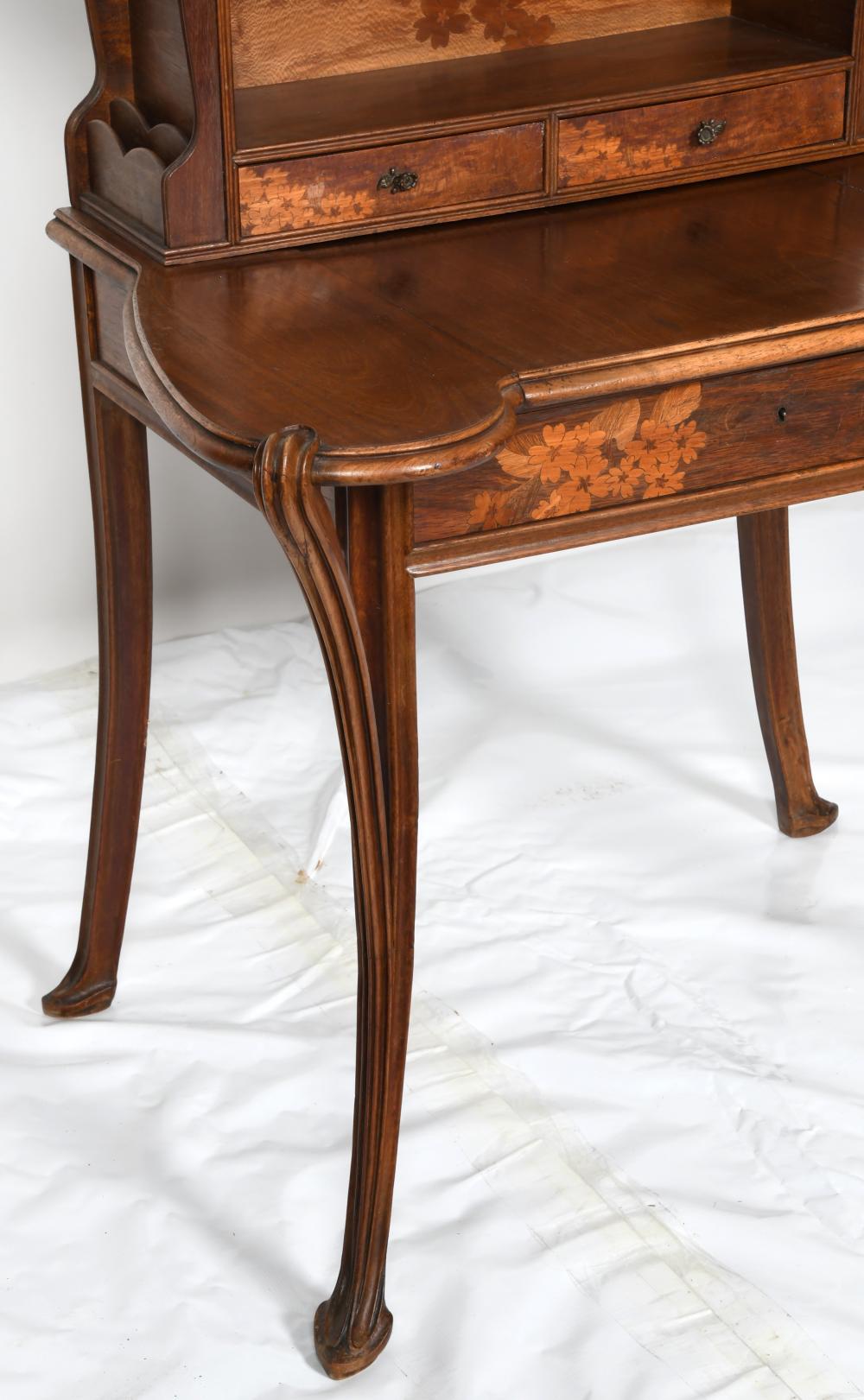 Louis Majorelle Art Nouveau Writing Desk