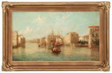 James Salt O/C Grand Canal, Venice