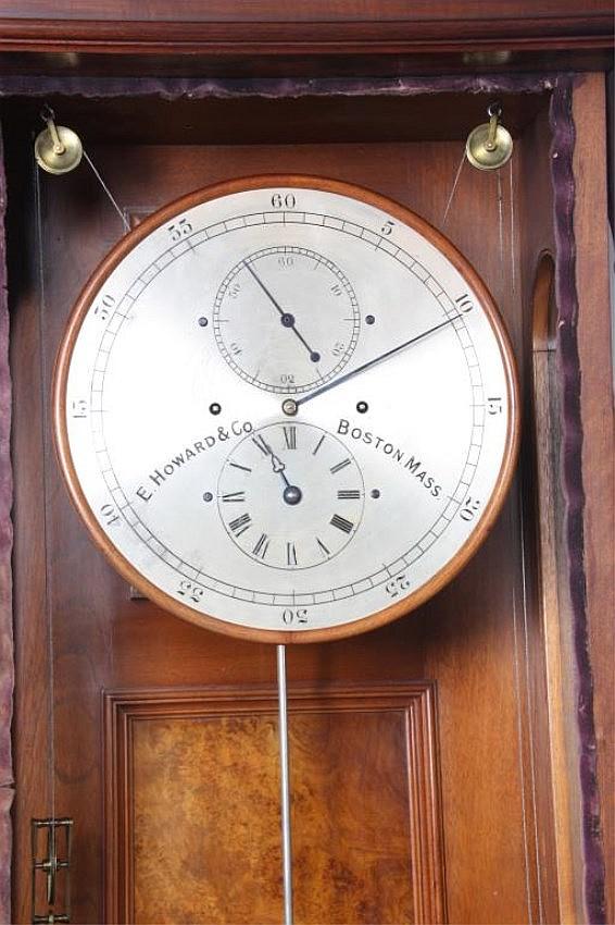 E. Howard No. 68 Astronomical Regulator