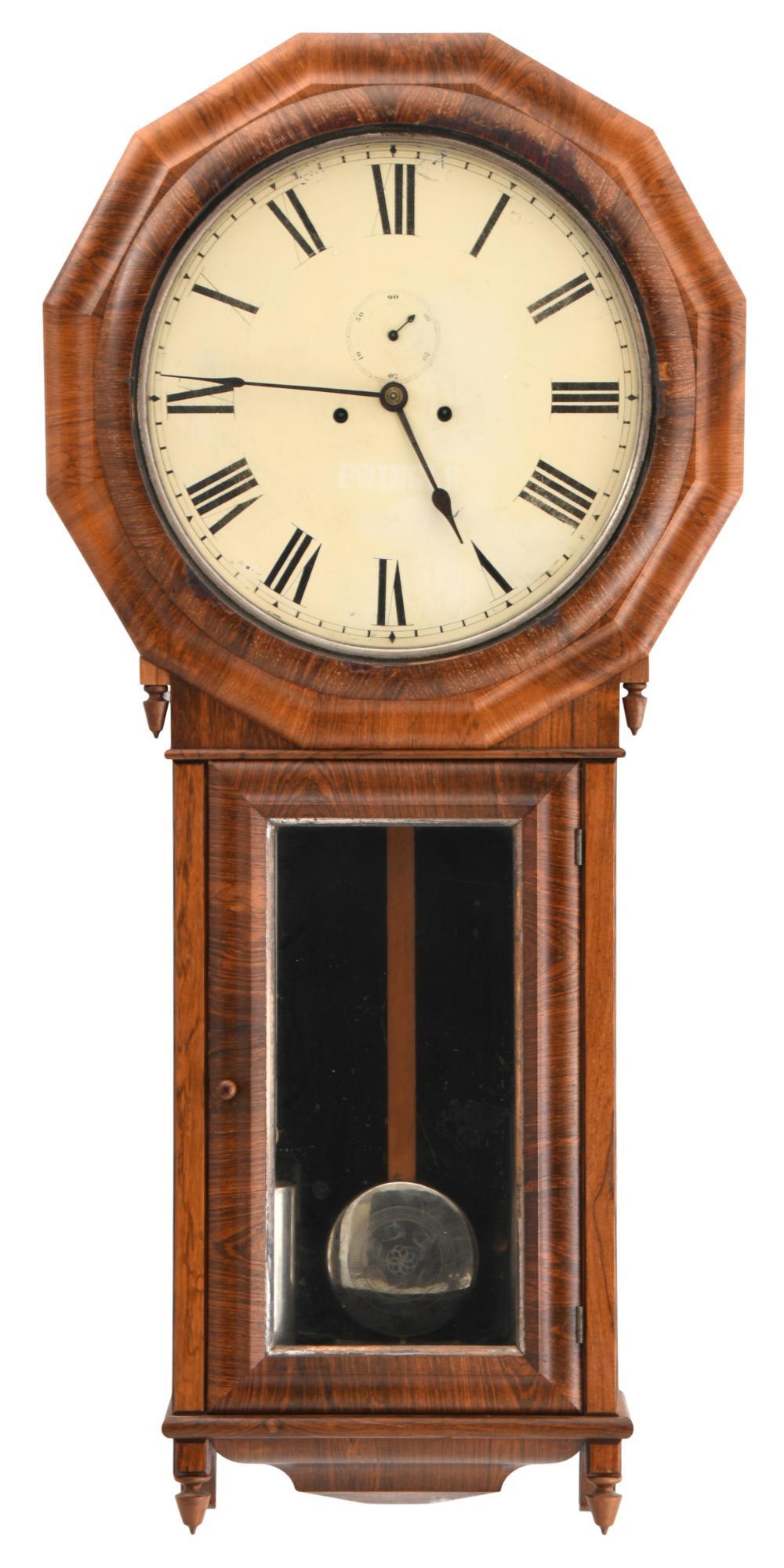 Seth Thomas No. 3 Wall Regulator Clock