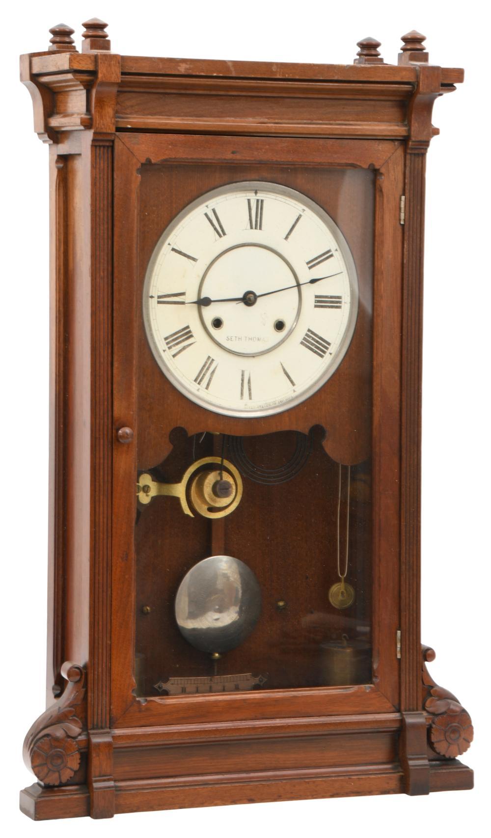 """Seth Thomas """"Lincoln"""" Mantel Clock"""