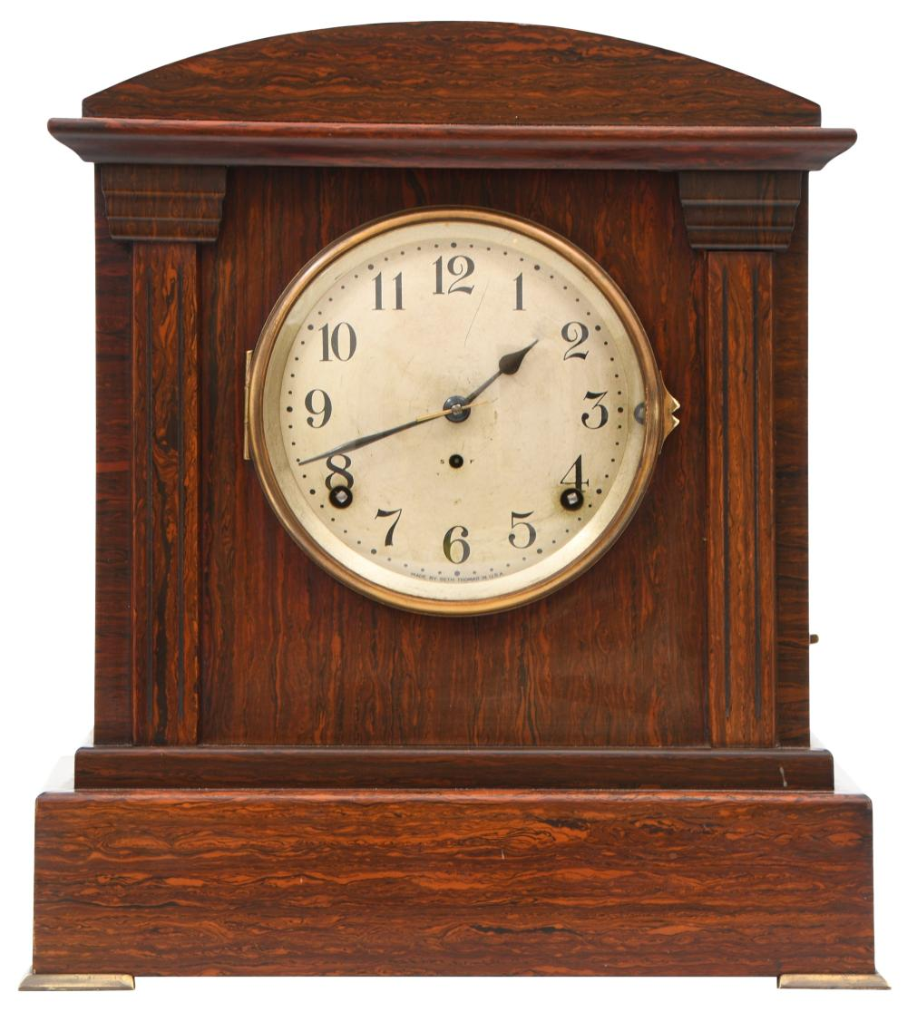 Seth Thomas Chime Clock No. 7 with 4 Bell Sonora Chime