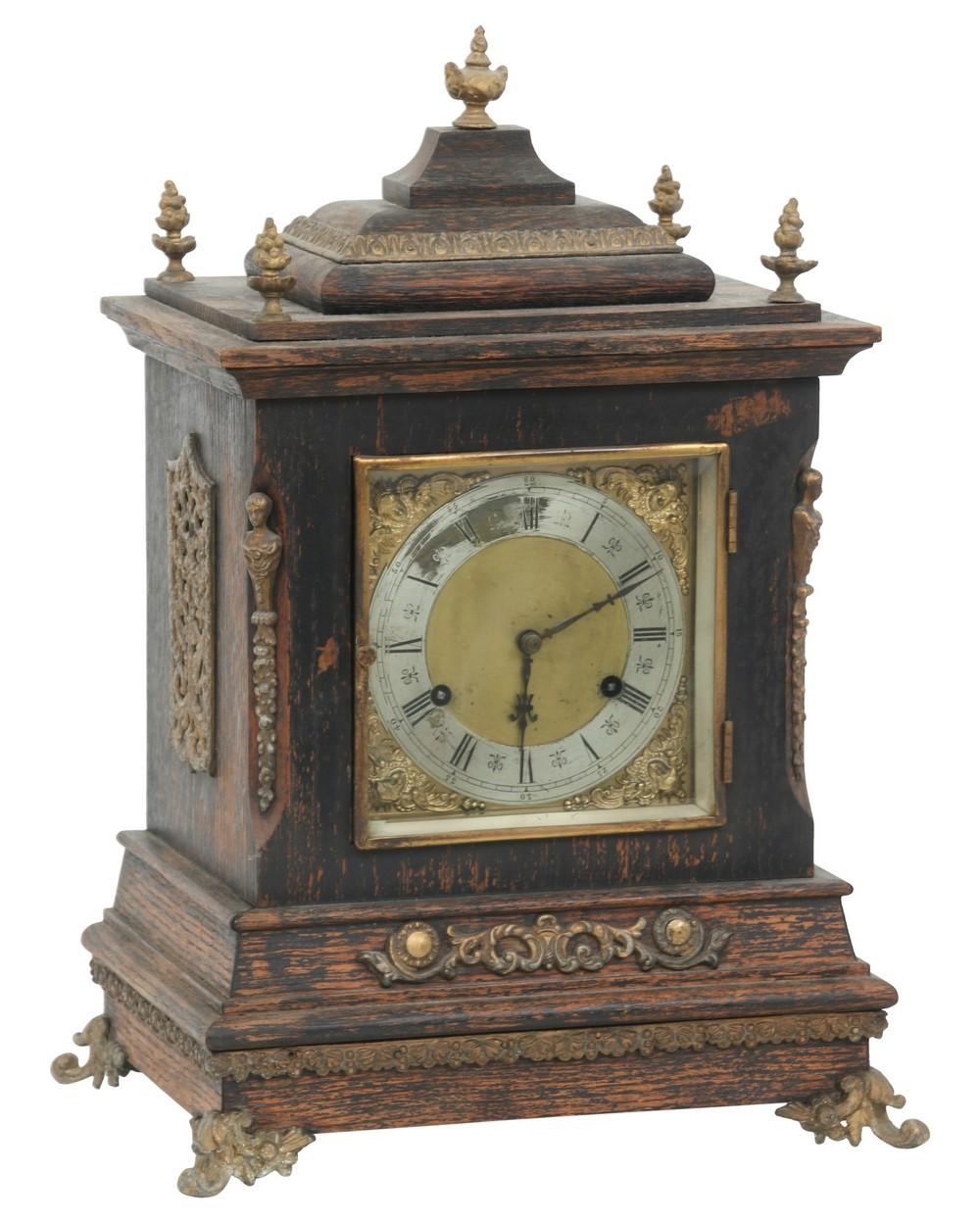 New Haven Westminster Chime No. 3 Clock