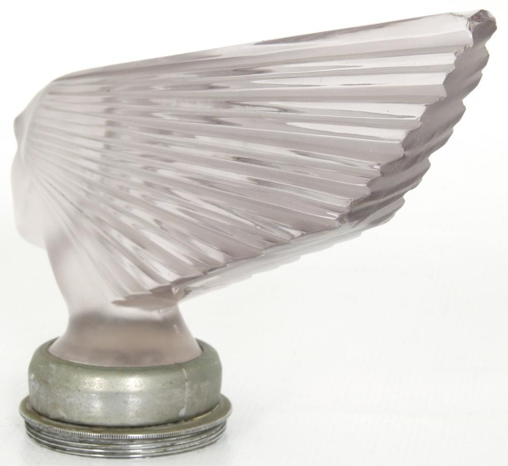 """Lalique """"Victoire"""" Radiator Cap"""