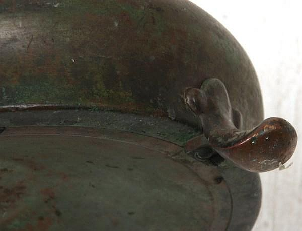 22 in. Tiffany Drop Head Dragonfly Floor Lamp