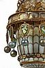 Image 3 for Tiffany Studios Moorish Style Hall Lantern
