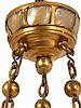 Image 5 for Tiffany Studios Moorish Style Hall Lantern