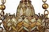 Image 7 for Tiffany Studios Moorish Style Hall Lantern